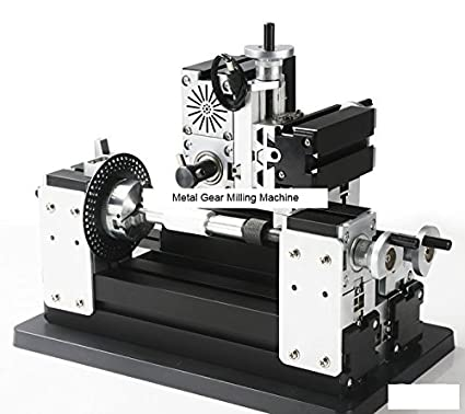 Horizontal Milling Machine >> Tz10002mzlp 60w Electroplated Metal Gear Milling Machine 60w