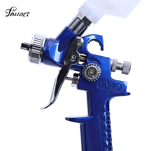 0.8MM/1.0MM Nozzle H-2000 Mini Air Paint Spray Gun Airbrush Professional HVLP Spray Gun for Painting Cars Aerograph Power Tool