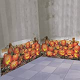 Pumpkin Patch 65in Scene Setters 2ct