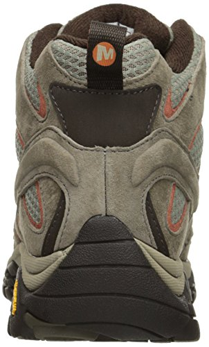 Moab 2 Merrell Boot Bungee UK 5 Hiking M Mid 8 WTPF Cord Women's Hw5nxa5qR