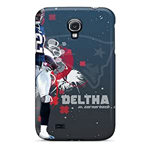 Cases Covers For Galaxy S4 Strong Protect Cases - New England Patriots Design