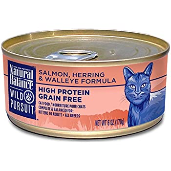 Natural Balance Wild Pursuit Canned Cat Food