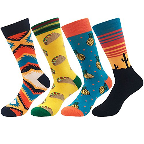 Mens Colorful Dress Socks – KoolHour Men Multicolored