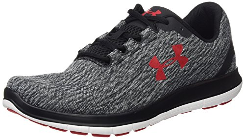 Under Armour Men Ua Remix Running Shoes, Black Black (Black)