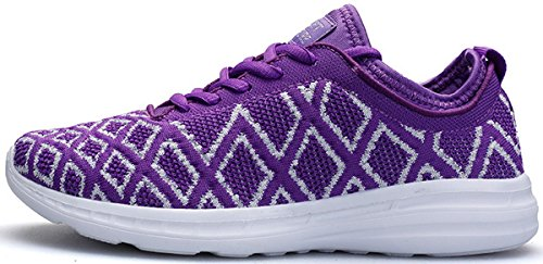 Chaussures Multisports athlétique Violet Mixte Adulte Fitness Sports wHCxgq4nA