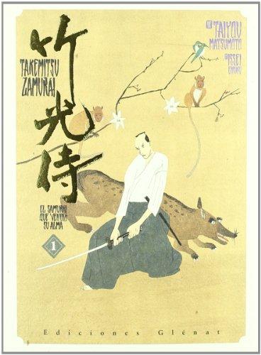 Descargar Libro Takemitsu Zamurái 1: El Samurái Que Vendió Su Alma Taiyou Matsumoto