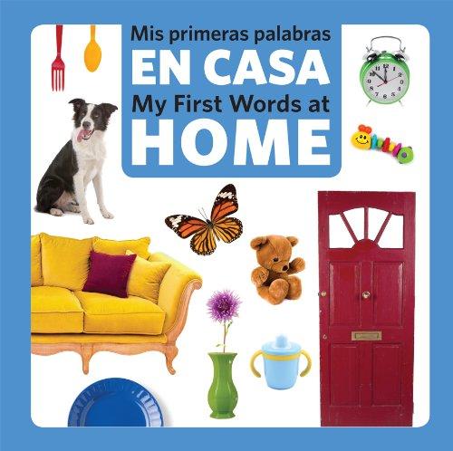 Download Mis primeras palabras en CASA (Spa-Eng) (Spanish Edition) PDF