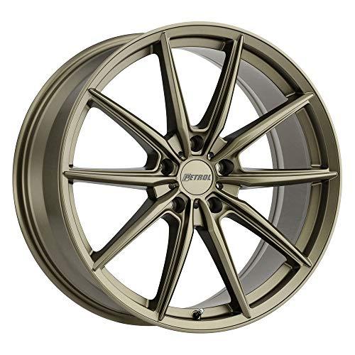 Petrol Wheels - Petrol P4B Custom Wheel Matte - Bronze - 18