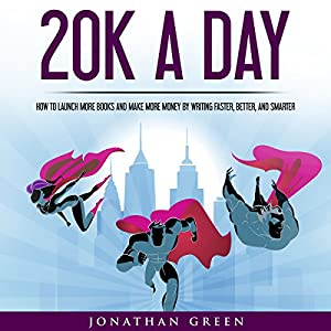 20K a Day Audiobook