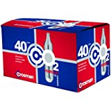 Crosman 12 Gram CO2 Cartridges (Pack of 40)