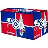 Crosman 12 Gram CO2 Cartridges - Pack of 40