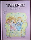 Patience, Beverly Fiday, 0895653583