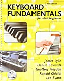 img - for Keyboard Fundamentals for adult beginners 7th ed. book / textbook / text book
