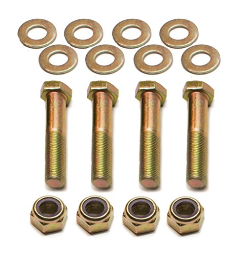 Bolt Bushing - Jeep Wrangler JK Track Bar Bolt Suspension Upgrade Kit + Extra M14 Bolt