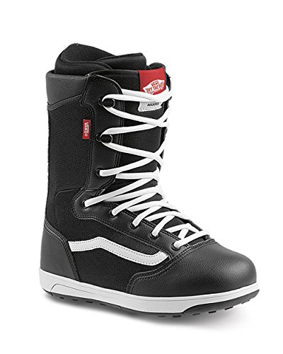 Vans Mantra Black White Snow Boots 026b1d32c