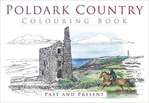 Book Poldark Country Colouring Book by (2015-11-05)
