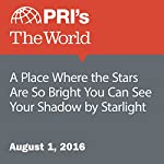 A Place Where the Stars Are So Bright You Can See Your Shadow by Starlight | Monica Oritz Uribe