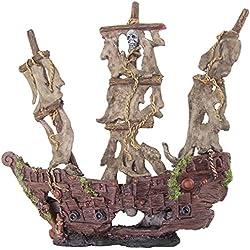 BioBubble Origins Mystery Pirate Ship, Large, Multicolor