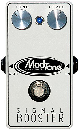 ModTone Guitar Effects MT-SB Pedal Signal Booster by ModTone Guitar Effects