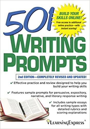 Amazon 501 writing prompts 501 series ebook llc 501 writing prompts 501 series 2nd edition kindle edition fandeluxe Image collections
