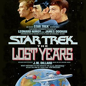 Star Trek X: The Lost Years (Adapted) Hörbuch