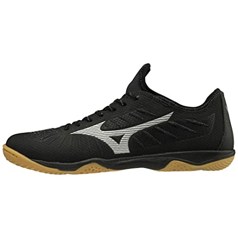 Mizuno Rebula Sala Elite in, Scarpe da Calcetto, Black