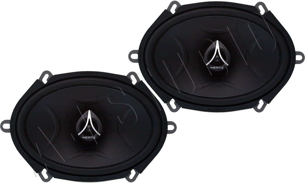 ECX-570.5 - Hertz 5'' x 7'' 105W RMS 2-Way Energy Series Coaxial Speaker