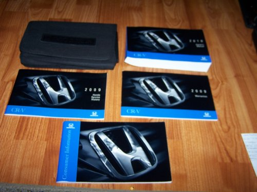 2010 Honda CRV Owner Manual
