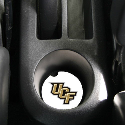 - NCAA Central Florida Knights Absorbent Car Coaster - Pack Of 2