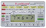 Flashmaster: Handheld Computer for Mastering All Basic ''Math Facts'' that Makes Flashcards Obsolete