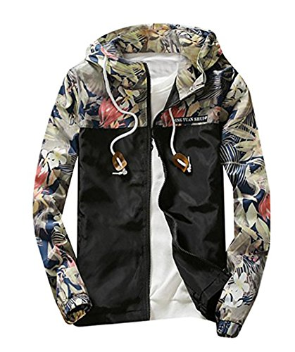 Zip Front Wind Jacket - 3
