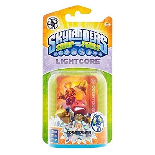 Skylanders SWAP Force: Lightcore Countdown Character
