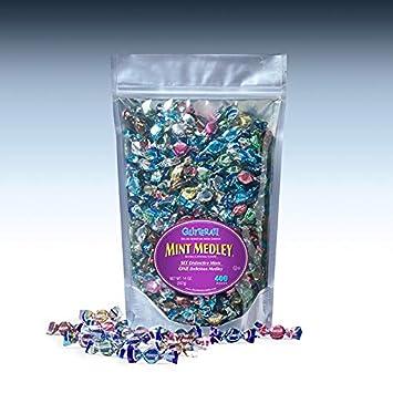 Amazon com : Glitterati MINT MEDLEY - Famous Miniature Hard