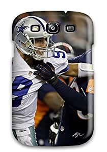 Defender Case For Galaxy S3, Dallasowboys Pattern