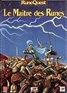 Runequest : Le maître des runes par Stafford