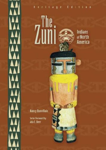 Read Online The Zuni (Indians of North America) pdf epub