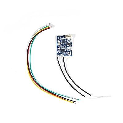 FrSky XSR 2.4GHz 16CH ACCST Receiver S-Bus CPPM Output Support X9D X9E X9DP X12S: Toys & Games [5Bkhe0207087]