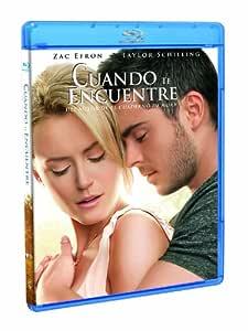 Cuando Te Encuentre Blu-Ray [Blu-ray]