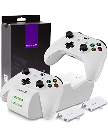 Fosmon Xbox One One X One S Controller Charger 22ab1cda35