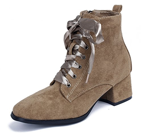 Su Boots Ageemi Shoes Femmes Lacets wIEwZqS