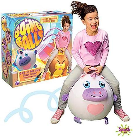 Splash Toys Boing Ball - Balón de Peluche (45 cm de diámetro ...