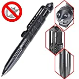 Right Options Tactical Pen, First Line Defensive Tool Aviation Aluminum Anti-wolf Self Defense Survive Pen Glass Breaker Gadget Writing