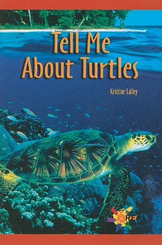 Tell Me About Turtles (Real Readers) pdf