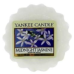 Yankee Candle Midnight Jasmine,Wax Tart