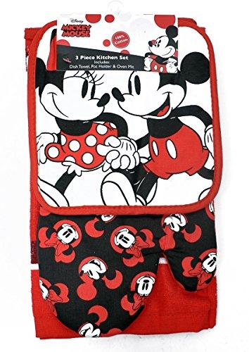 Disney Holder Kitchen Mickey Minnie