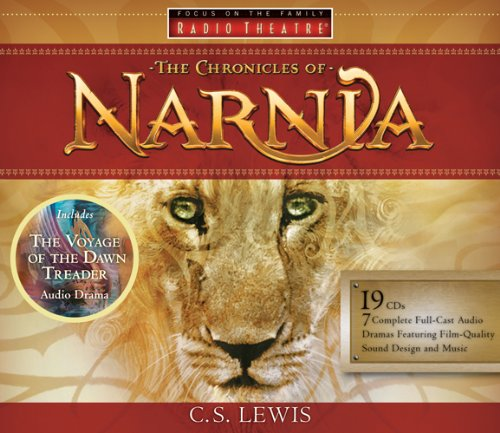 The Chronicles of Narnia: Never Has the Magic Been So Real (Radio Theatre) [Full Cast Drama] by Tyndale House Publishers