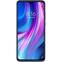 Redmi Note 8 Pro (Electric Blue, 6GB RAM, 64GB Storage with Helio G90T Processor) - Extra 1,000 Off on Exchange & 6 Months No Cost EMI