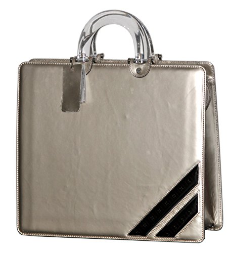 JOAN TOTE LEATHER BAG