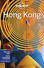 Lonely Planet: The world's number one travel guide publisher* Lonely Planet's Hong Kong is your passport to the most relevant, up-to-date advice on what to see and skip, and what hidden discoveries await you. Soak up views of Hong Kong's icon...