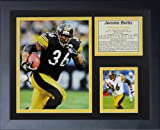 """Legends Never Die """"Jerome Bettis"""" Framed Photo Collage, 11 x 14-Inch"""